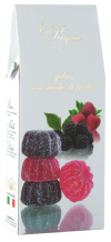 Le Preziose Italian Forest Fruits Fruit Jellies 200g